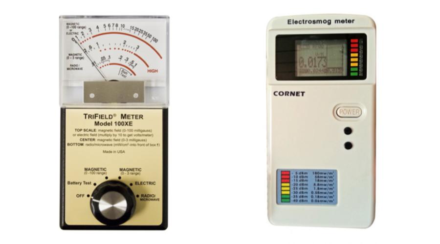 EMF and RF Meters