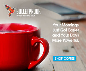 Bulletproof Coffee 300x250 v1