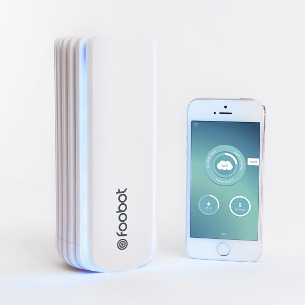 Foobot Air Quality Monitor