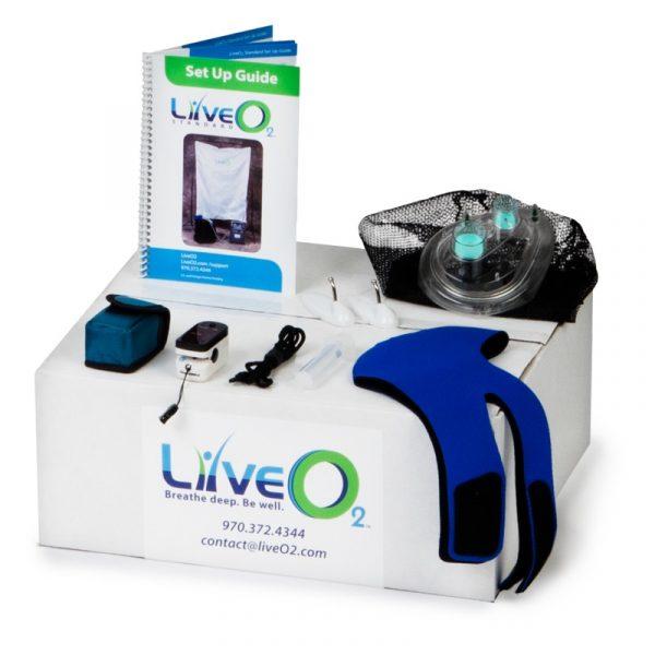 LiveO2 Adaptive Contrast