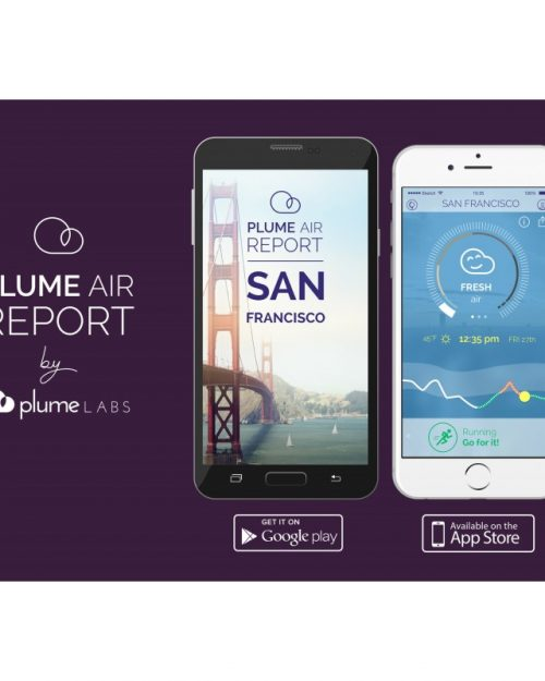 Plume Labs Air Report