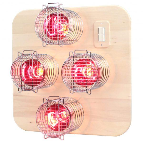 SaunaSpace 4 Lamp NIR