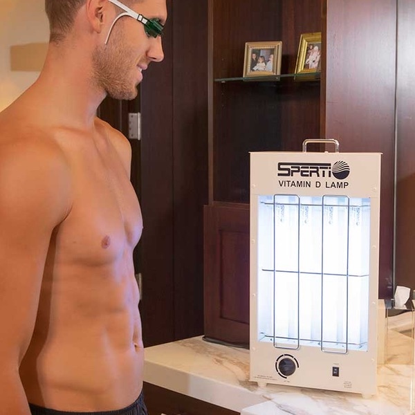 Sperti Vitamin D Lamp