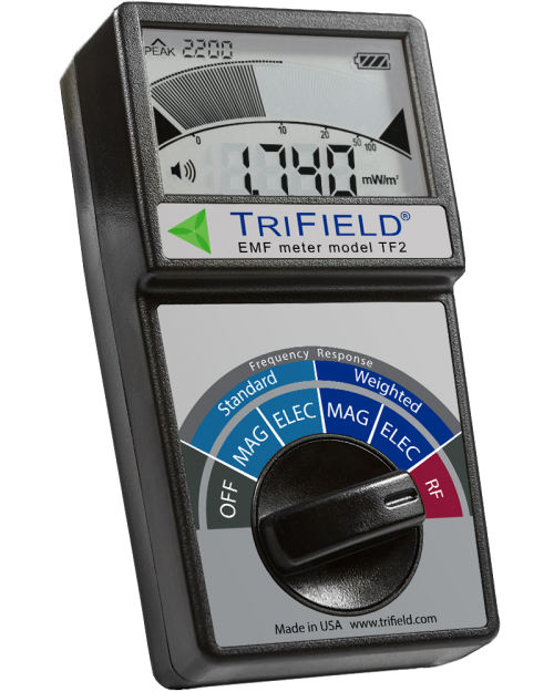 TriField® EMF Meter Model TF2