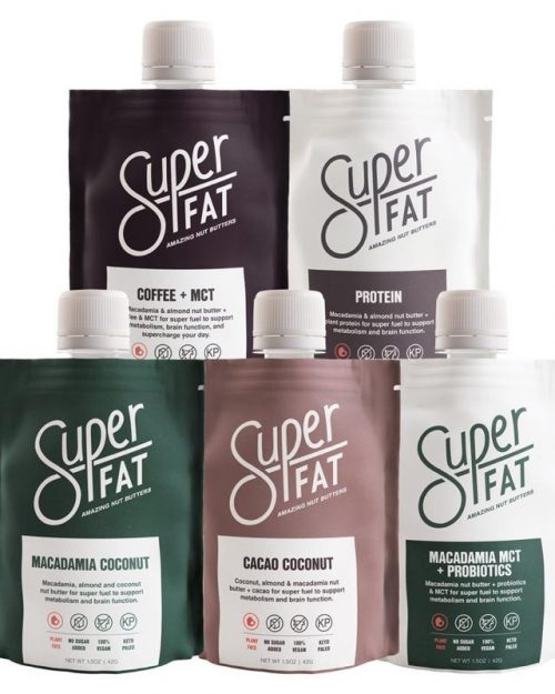 SuperFat Nut Butters