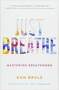 Just Breathe: Mastering Breathwork for Success in Life, Love, Business, and Beyond by Dan Brulé